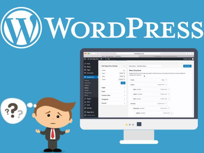 Come creare un menu WordPress Osting.it