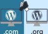 WordPress.org e WordPress.com - Quale scegliere e perchè Osting.it